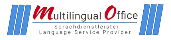 Vektorlogo von Multilingual Office NRW