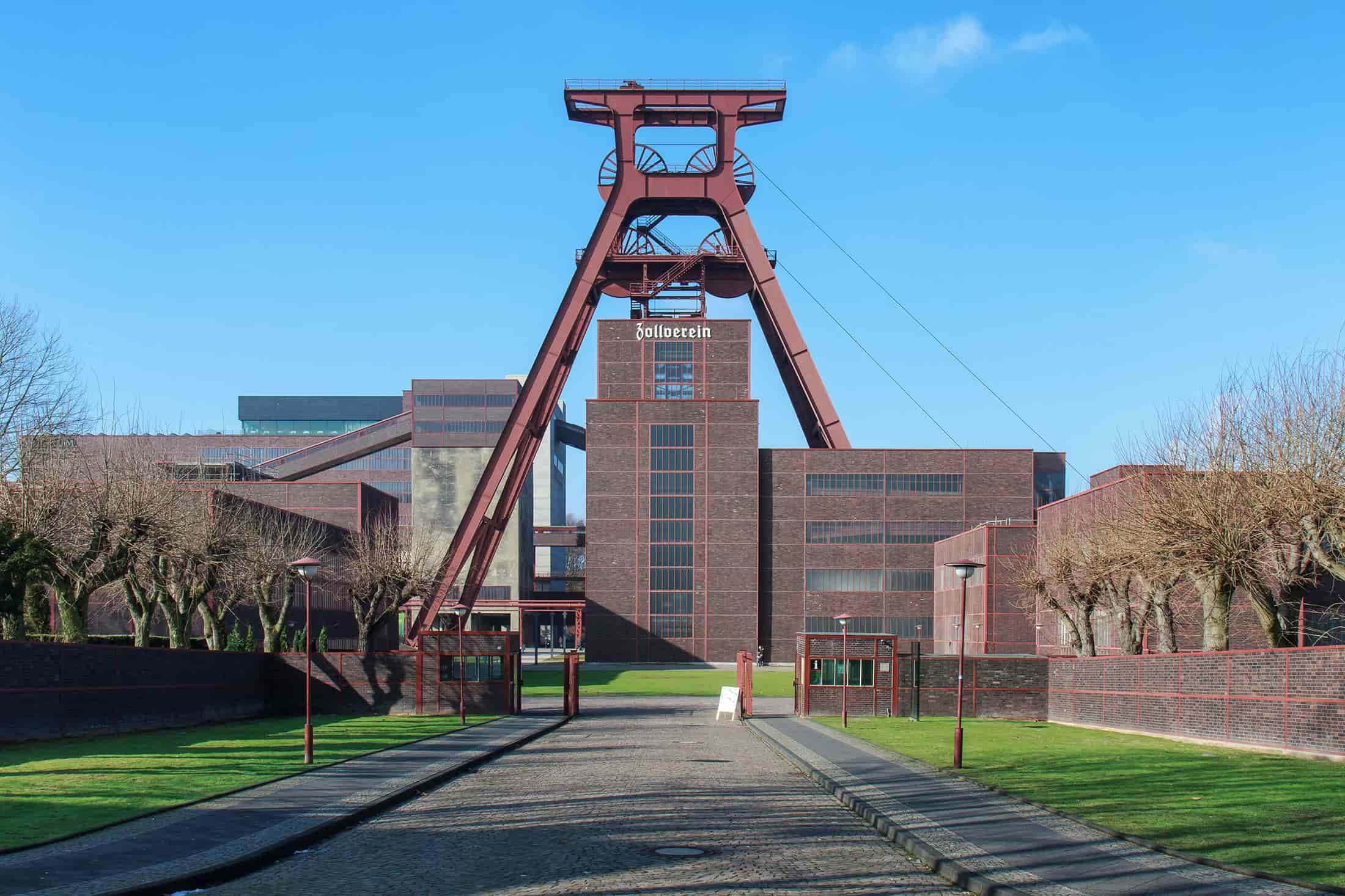 Übersetzungsbüro in Nordhrein Westfalen. Zeche Zollverein.